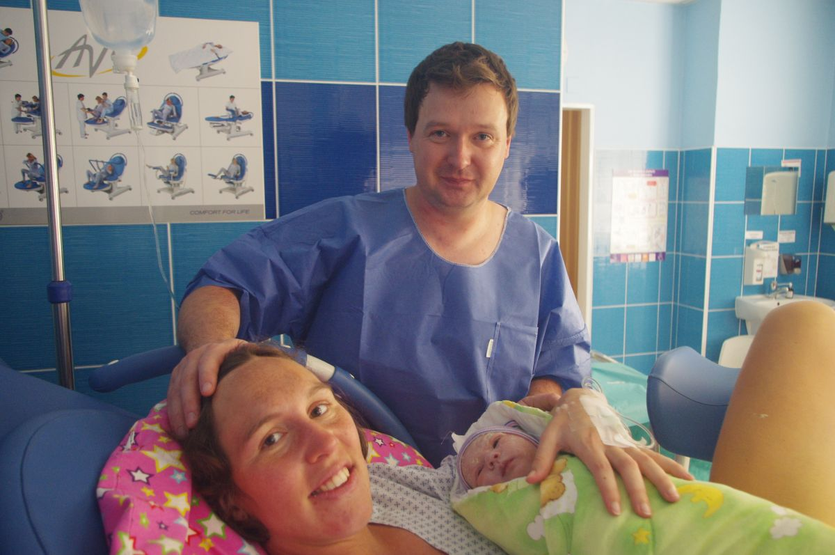 narození Elišky