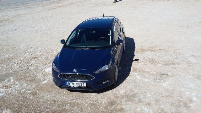 naše nové auto